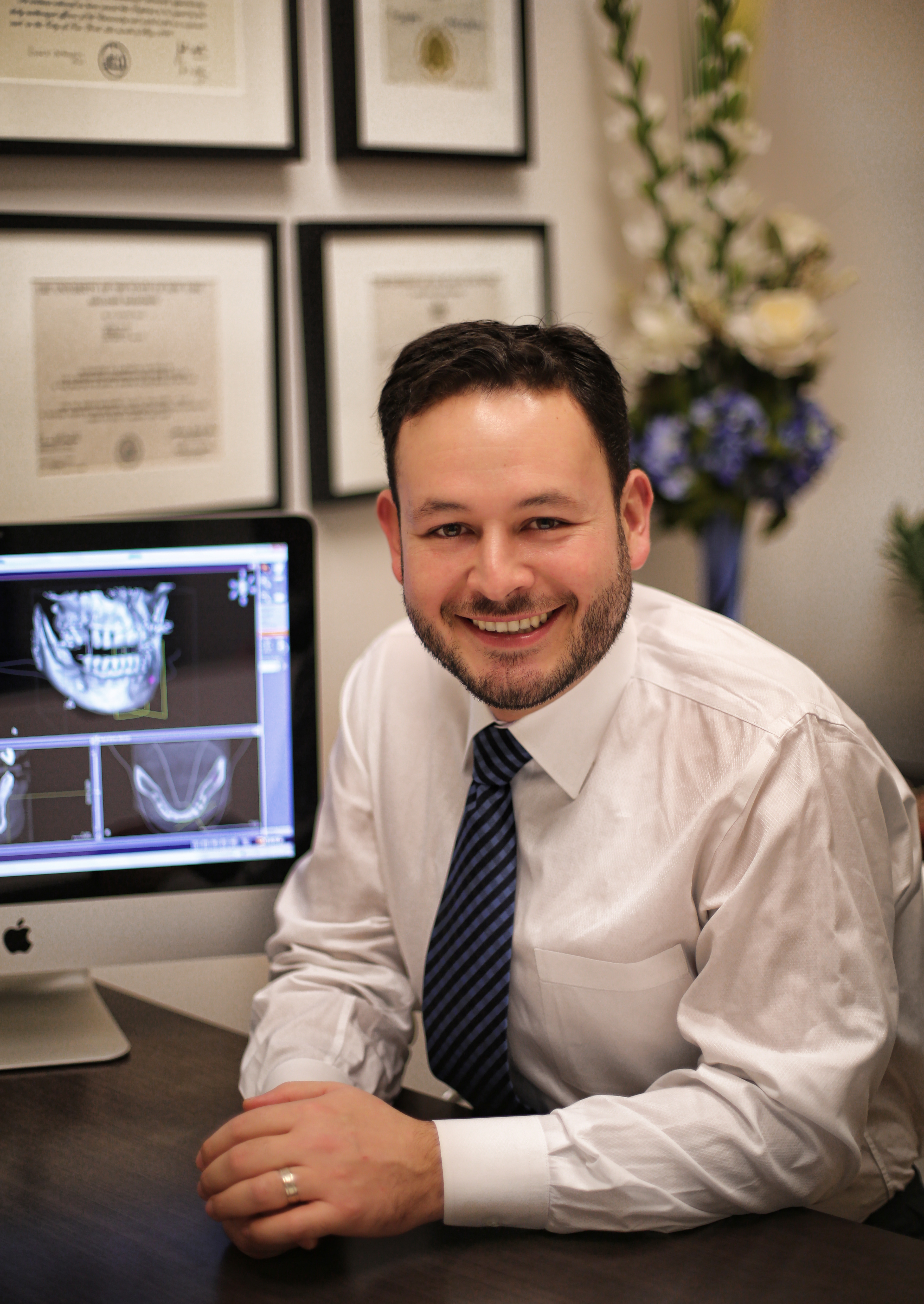 Carlos A. Castro DDS, FACP, Diplomate of the American Board of Prosthodontics