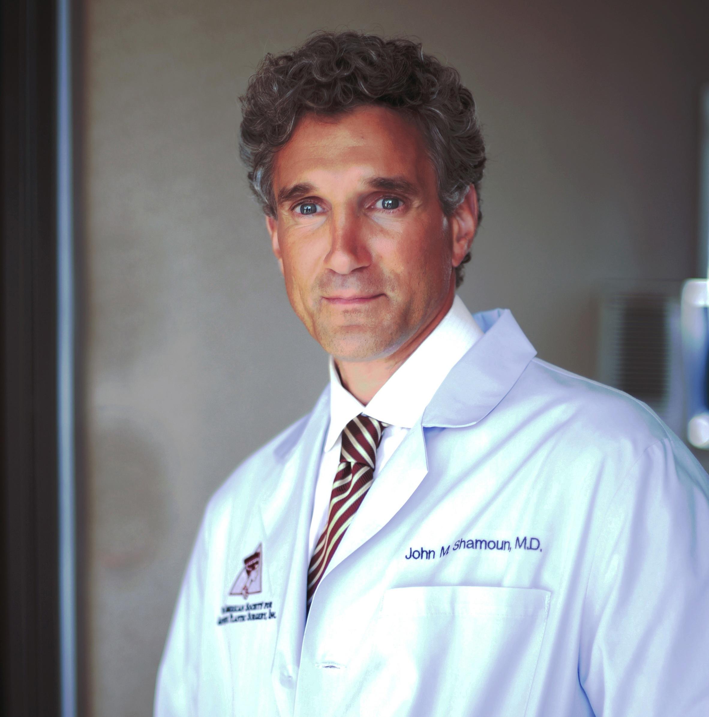 John M. Shamoun, MD, FACS