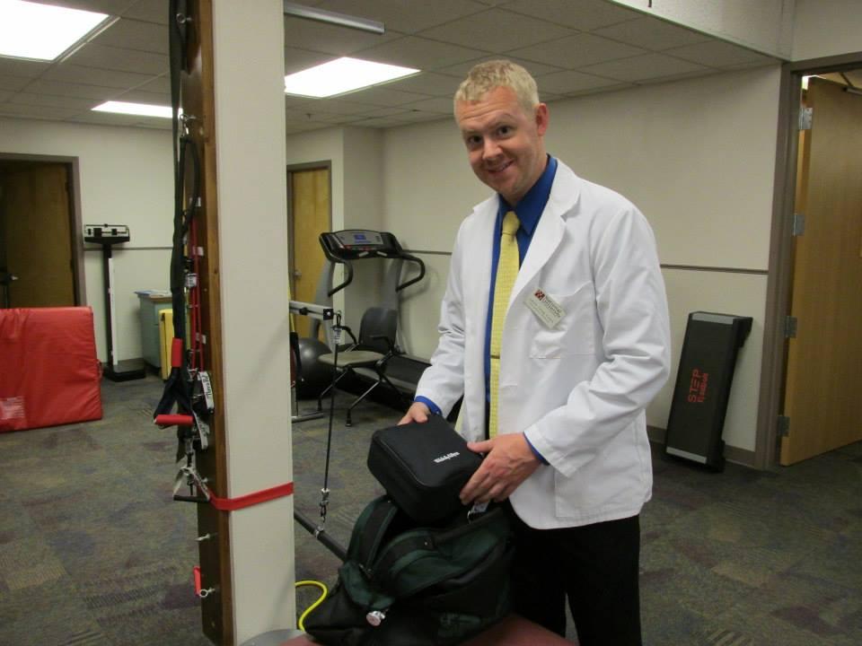 Craig Evans, DC Chiropractic Physician, Laurel Springs