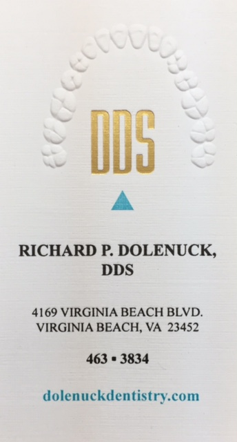 Richard P.  Dolenuck, DDS
