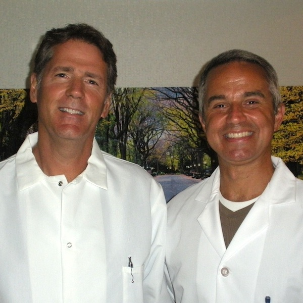 Drs. Rawdin and Balaouras