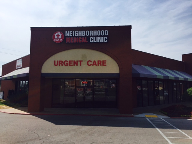 Neighborhood Walk-In Medical Clinic - Urgent Care